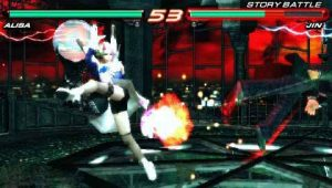 Tekken 6 PSP ISO Free Download - Get Console Roms a click away