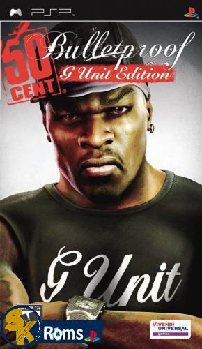 50 Cent: Bulletproof – G Unit Edition (USA+Europe) PSP ISO Free