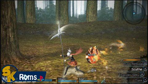 Final Fantasy Type-0 (English Patched v2) psp android 5kroms