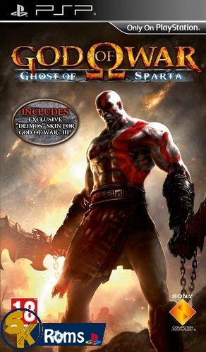 God of War: Ghost of Sparta (Europe) PSP ISO Free Download