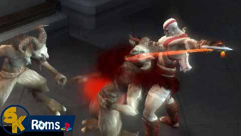 god of war chains of olympus psp iso download rar