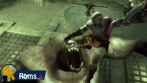 God of War: Chains of Olympus (USA) PSP ISO Free Download - Get