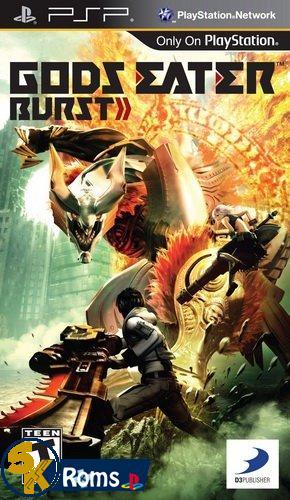 Gods Eater Burst (USA UNDUB) PSP ISO Free Download