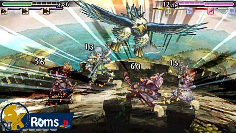 Grand Knights History (English Patched) PSP ISO Free Download