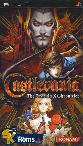 Castlevania: The Dracula X Chronicles (USA) PSP ISO Free