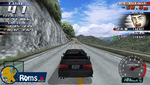 Initial D Street Stage Japan Psp Iso Free Download