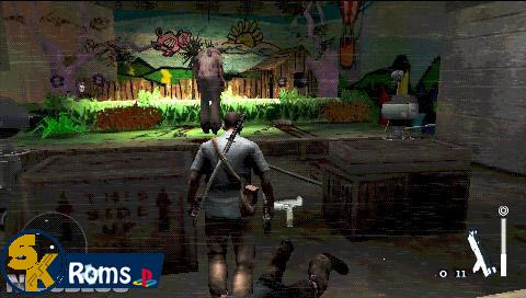 Manhunt 2 Uncensored (USA) psp android 5kroms