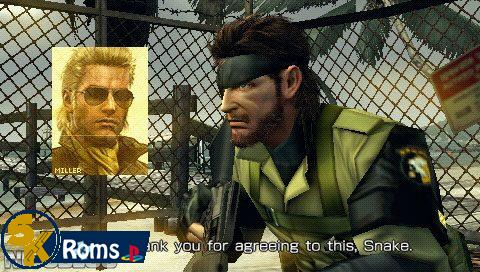 Metal Gear Solid: Peace Walker (USA) PSP ISO Free Download