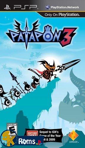 Patapon 3 Usa Psp Iso Free Download