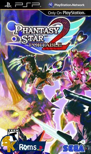Phantasy Star Portable 2 (USA) PSP ISO Free Download