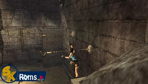 Tomb Raider Anniversary Europe Psp Iso Free Download