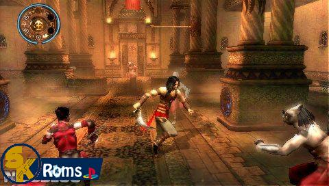 Prince of Persia: Revelations (USA) PSP ISO Free Download