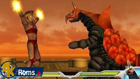 Download Game Ultraman Fighting Evolution Rebirth Ppsspp Android