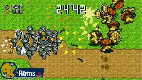 Half Minute Hero (USA) psp android 5kroms