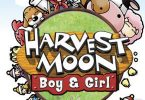 Harvest Moon Boy & Girl (USA) iso 5kroms