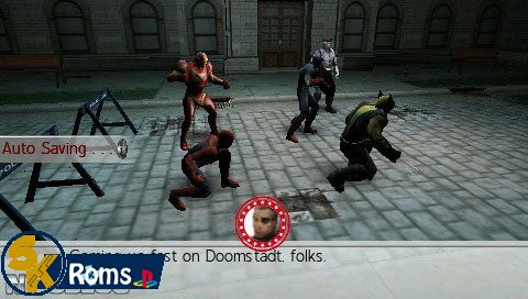 Marvel Ultimate Alliance 2 Usa Psp Iso Free Download