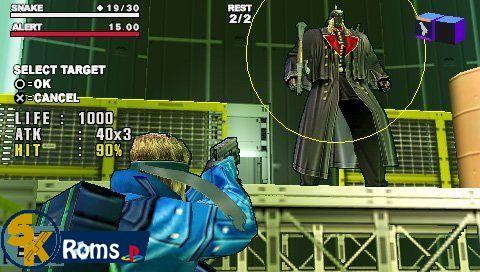 Metal Gear Solid Acid 2 Iso Downloadwesternthis