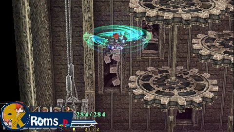 Ys The Oath in Felghana (USA+UNDUB) psp android 5kroms