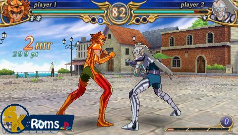 TÉLÉCHARGER SAINT SEIYA OMEGA ULTIMATE COSMOS PSP